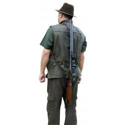 Řemen na zbraň dvojitý - zádový