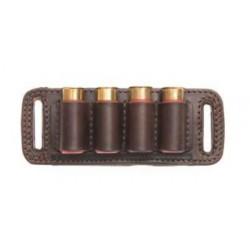 Nábojový pás - průvlečka 4 brokové náboje