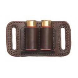 Nábojový pás - průvlečka 2 brokové náboje