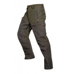 Kalhoty IRON TECH-T Green Hart