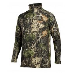 Tričko s dlouhým rukávem AKTIVA-Z Forest Hart