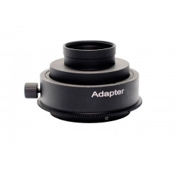 FOMEI adapter Canon pro 10x50 Leader WR