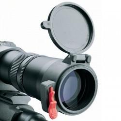 Krytka na okulár puškohledu - Flip Open (42,2x36,8mm)